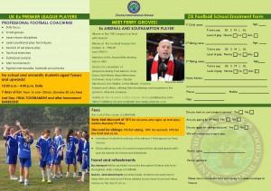 Flyer Football Academy English 2