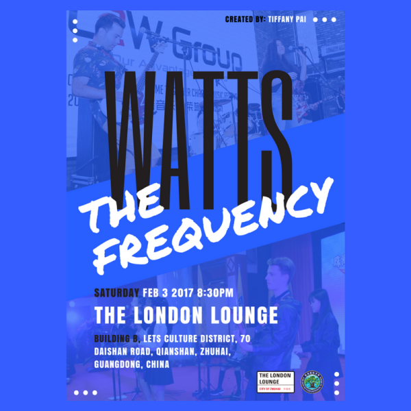 Watts the Frequency @ LL