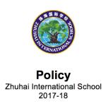 ZIS Policy